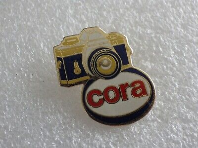 Pin's Vintage Collector Pins Collection Adv Stores Cora Lot PG016