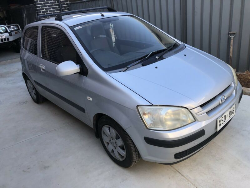 Hyundai getz for sale adelaide