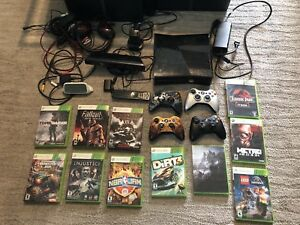 Xbox 360 bundle with all accessories you would want
