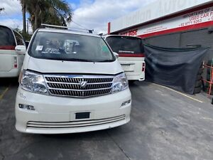 TOYOTA ALPHARD AN10 05  WRECKING COMPLETE CAR Kingswood Penrith Area Preview