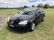 VW Golf 2007 6 Speed Manual Comfortline Agnes Banks Penrith Area Preview