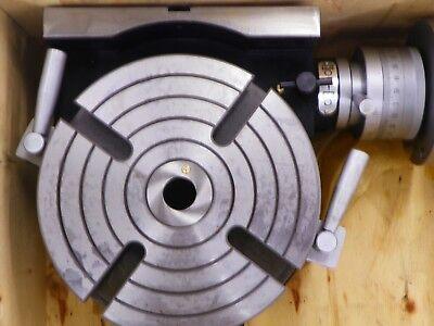 8 Vertical-horizontal Precision Rotary Table Tsl-8  O200