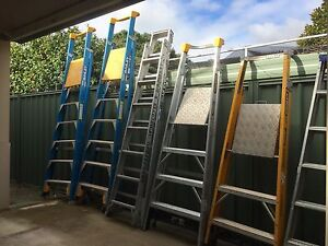 Lots of ladders for sale Armadale Armadale Area Preview
