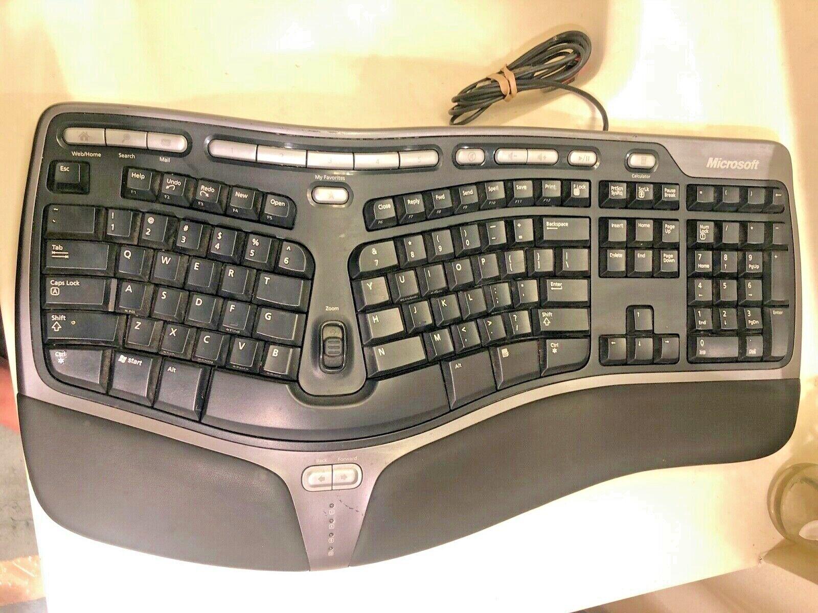 natural ergonomic keyboard 4000 v1 0 ku