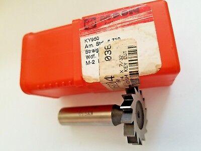 Moon Ky950 1-14 X 732 Key Seat Cutter