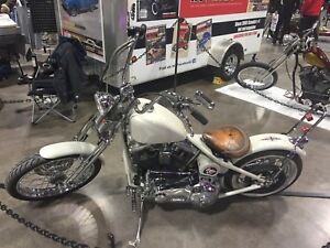 Custom Bobber Chopper