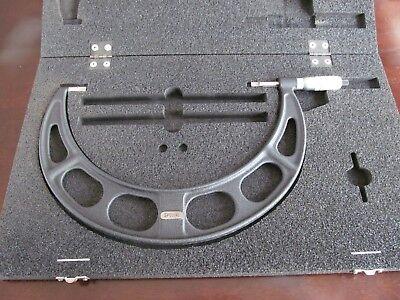 225mm - 250mm Starrett Blade Micrometer