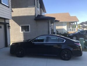 2009 Acura TL all wheels drive 3.7L V6 only sell 13000
