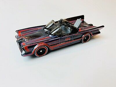 2019 Hot Wheels id - TV Series Batmobile - Limited Run - Batman Series 1