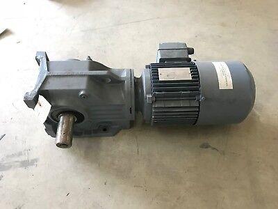 Sew-usocome Gear Motor Reducer K67 Mi90s8bmghfis 90010 Rpm Gearmotor