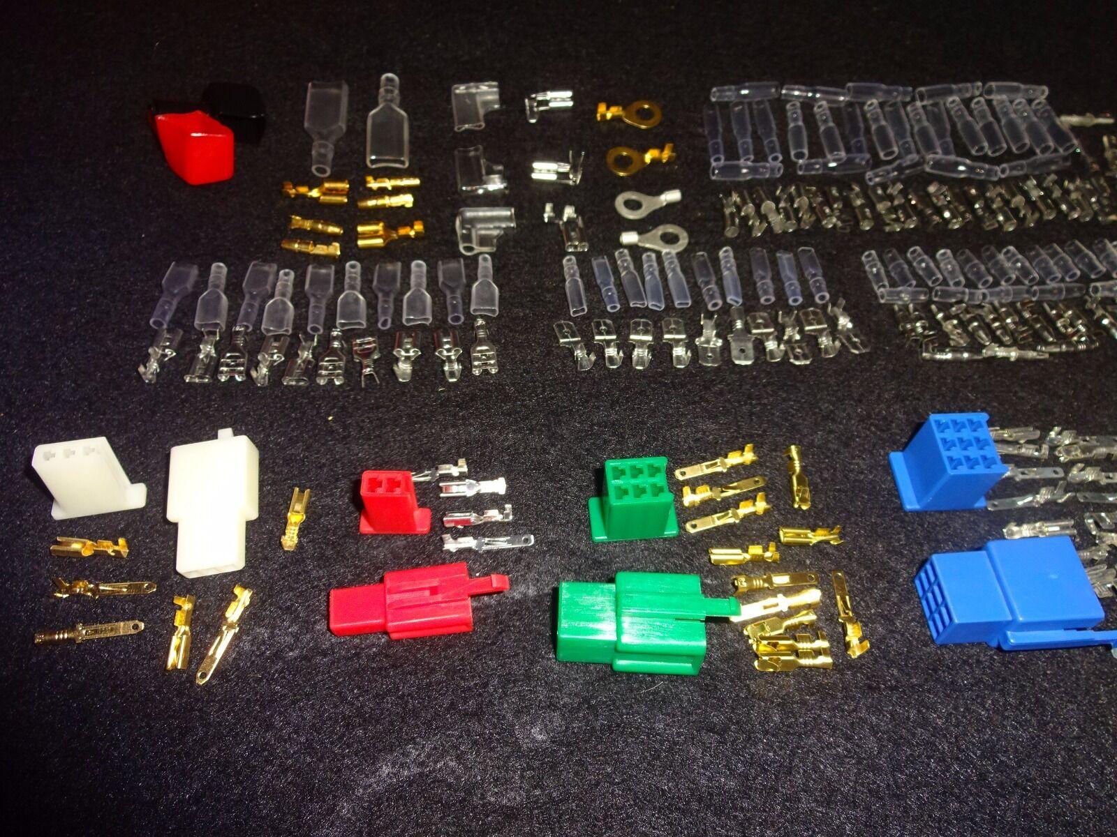 5 of 6 suzuki ts 125 x tsx full wiring harness loom electrical fix kit
