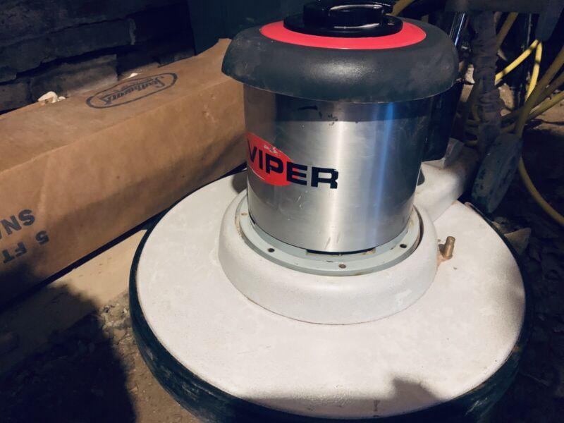 viper floor Buffer 20DS Dual Speed Buffer