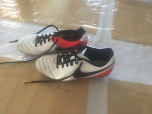 Women's NIKE soccer/rugby cleats size 7.5