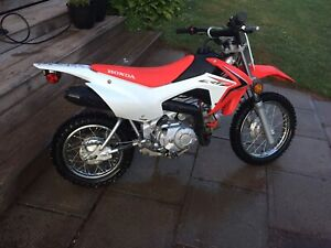 Crf110f 2018 excellent condition