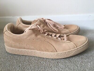 PUMA SUEDE MENS TRAINERS SIZE UK 10