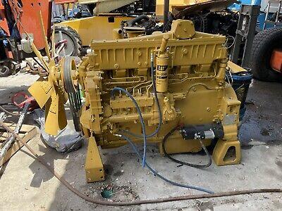 Caterpillar 3406c Industrial Remain Engine