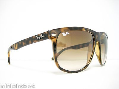 new authentic RAY BAN Sunglasses Havana / Brown Gradient 60mm RB4147 (Ray Ban Rb4147 710 51)