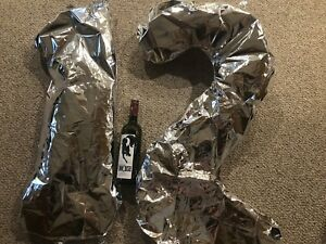 BIG  Foil Number Balloons ( 1 and 2 )