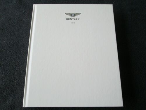 2017 BENTLEY HOME Collection Hardcover Catalog Furniture Beds Shelves Brochure