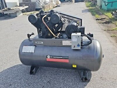 Used 10 Hp Napa Piston Air Compressor