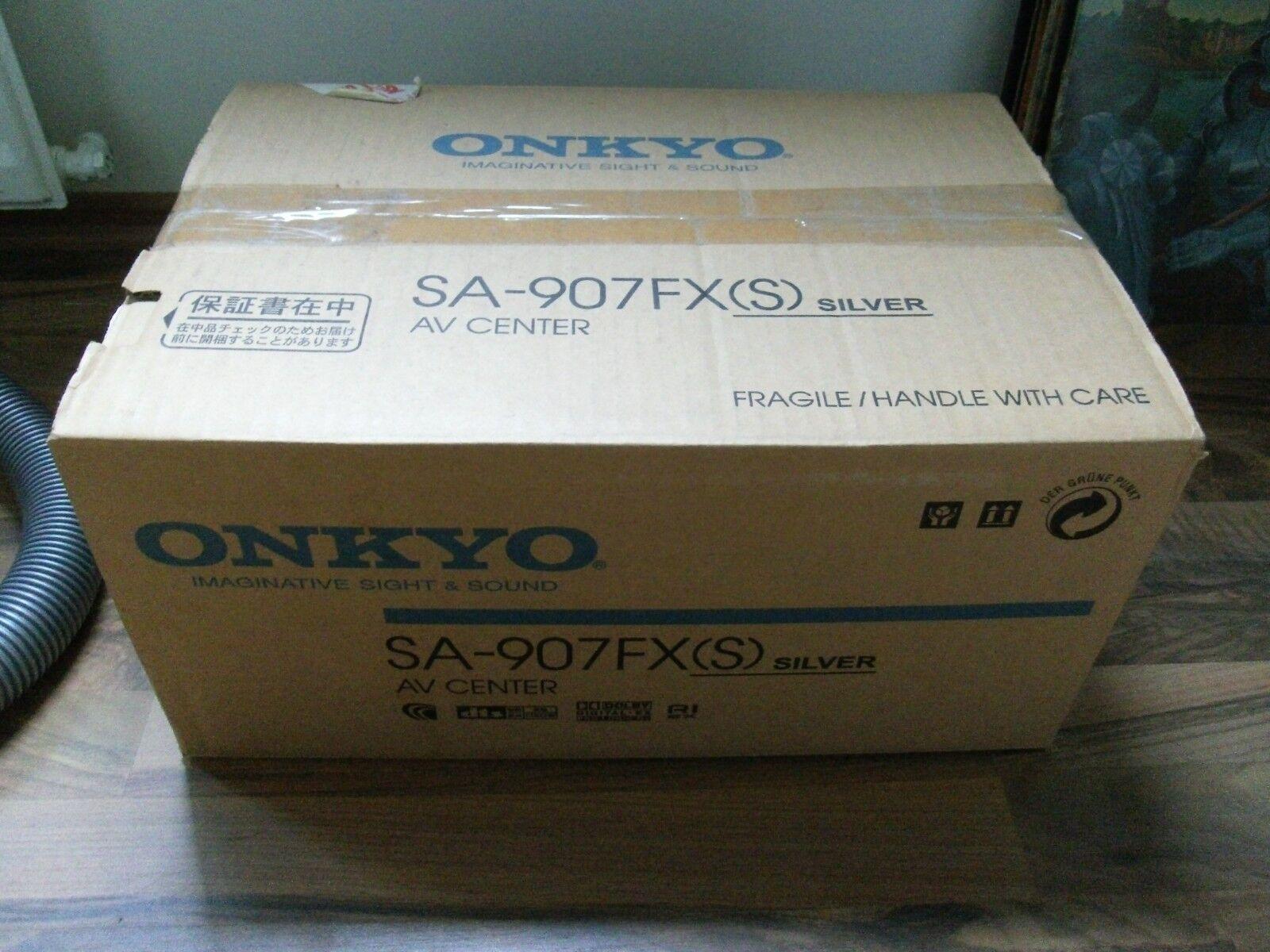 Onkyo SA-907FX 5.1 Heimkino-system AV Receiver Surround Verstärker Amplifier Box
