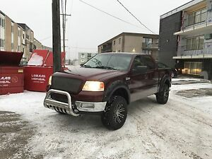 2005 Ford F-150 Crewcab 4x4 (Lifted)