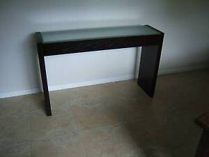 Wooden Console / Hall Table Mona Vale Pittwater Area Preview