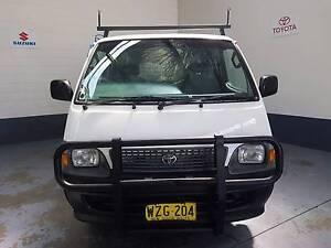 2000 Toyota Hiace Van/Minivan North St Marys Penrith Area Preview