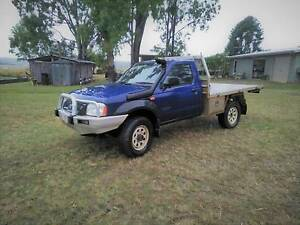 2004 Nissan Navara Ute Kalbar Ipswich South Preview