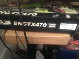 Asus GTX470 GPU
