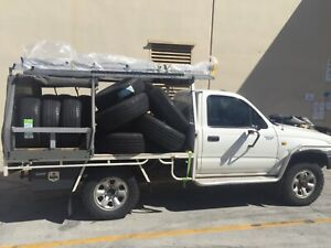 Man with Ute to help with Deliveries
