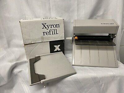 Xyron 850 Manual Laminator With Refill