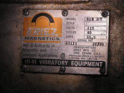 Eriez 62b Ht Vibratory Motor For 62b Eriez Feeder
