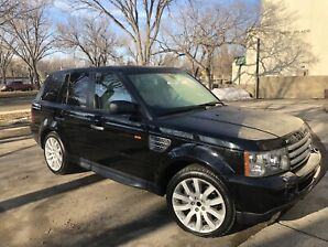 2007 Range Rover Sport super charged