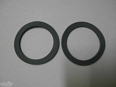 2 Pack Blender Replacement Rubber Gasket O Ring Seal