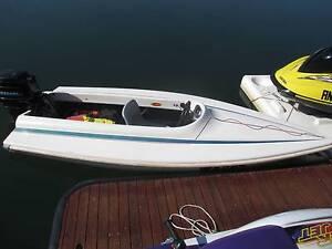 skicraft mini ski boat Melbourne CBD Melbourne City Preview