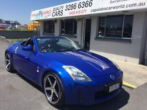 2003 Nissan 350Z Convertible 126,222klms Capalaba Brisbane South East Preview