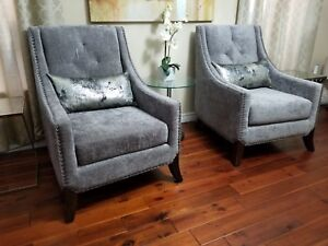 Wingback Accent Chairs