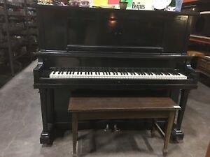 Piano a Droit - Vintage-  Upright  Player Piano