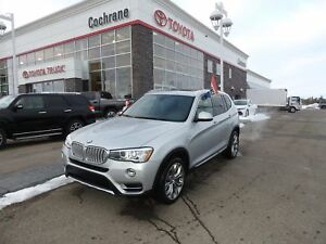 2015 BMW X3 DRIVE 328i - ACCIDENT FREE!!!