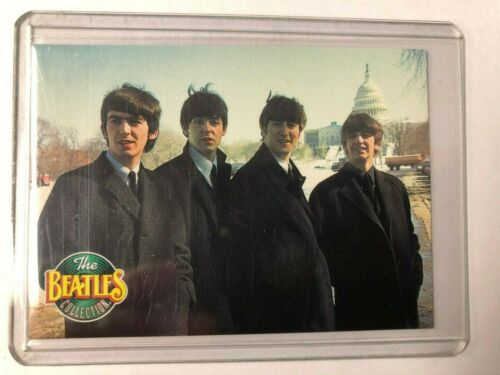 The Beatles 1993 River Group Promo Card #9 of 9