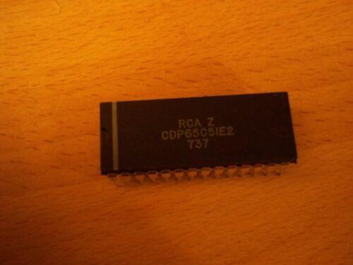 RCA CDP65C51E2 ASYNCHRONOUS INTERFACE ADAPTER 1000 PIECES