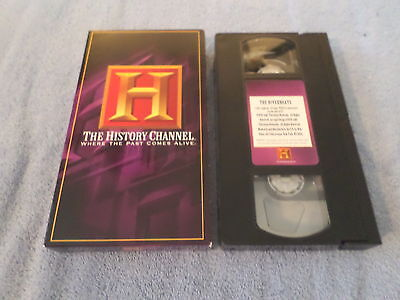 THE RIVERBOATS (VHS, 1996) - THE HISTORY CHANNEL HOME VIDEO