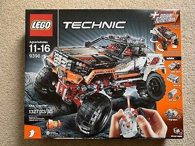 LEGO 9398 4x4 Crawler Technic SEALED BRAND NEW