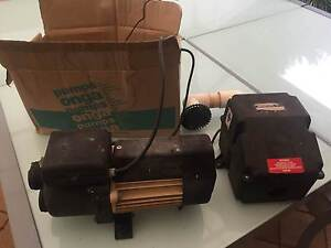 Davey xs250h Spa Pump   with Heater and Power Air Blower Adelaide CBD Adelaide City Preview