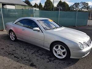 2001 Mercedes-Benz CL500 Coupe Yass Yass Valley Preview