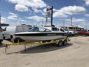 1996 Mastercraft Prostar 190 fall price reduced!!