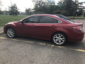 2010 Mazda Mazda6 GT Sedan - Fully Loaded - Great Condition