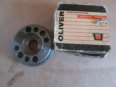 Oliver Tractor 77887708801800 Brand New Gemmer Adapter And Pin Assembly Nos