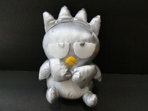 "1998 Sanrio Silver Badtz Maru 9.5"" Plush (please read description)"